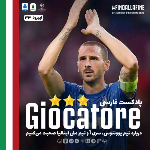 Giocatore 33 - What We Think, When We Think About Football?