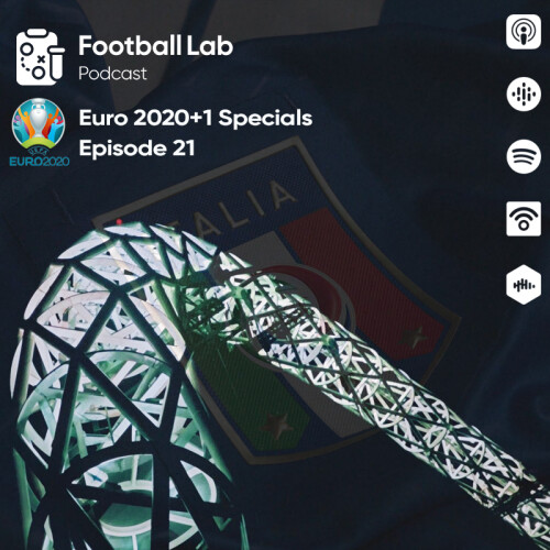 Euro 2020+1 Specials - It's Coming Rome
